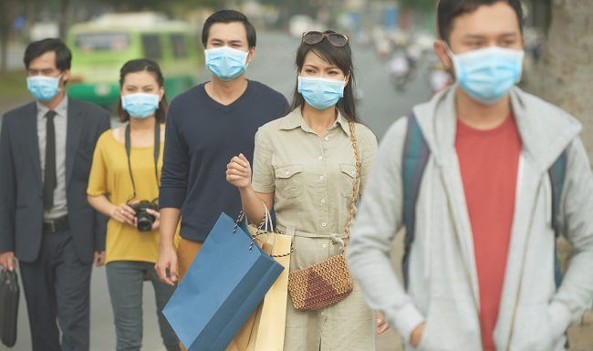 Épidémies - alerte à la population