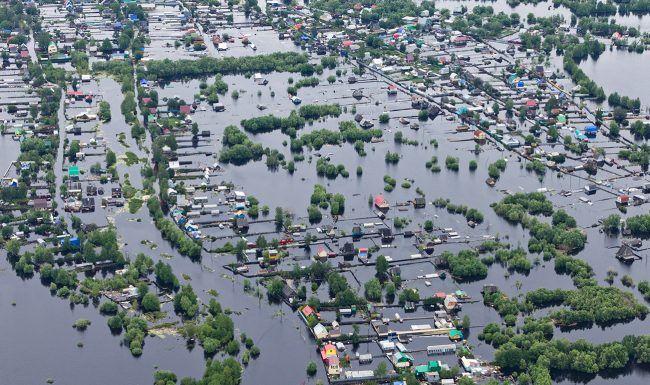 Inondations - alerte à la population