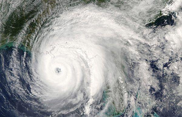 Cyclones - alerte à la population